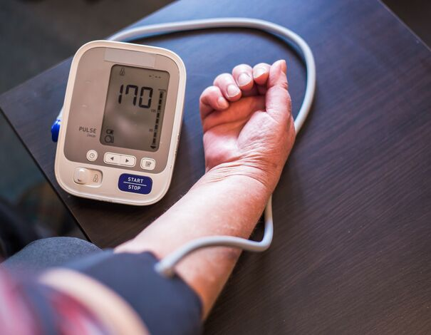 blood pressure : ideal target